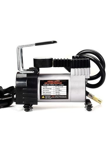 Techmaster Techmaster Oto AraÇ 100 Psi Kompresör Ac580 Lastik Şişirme Pompası Renkli